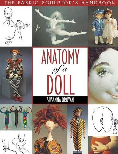 Ruby Lane Jewelry - Anatomy of a Doll: The Fabric Sculptor's Handbook