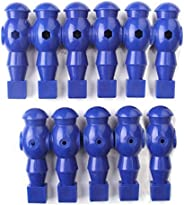 "11pcs 5/8"" Foosball Man Table Guys Man Soccer Player Part for Dynamo Table -"