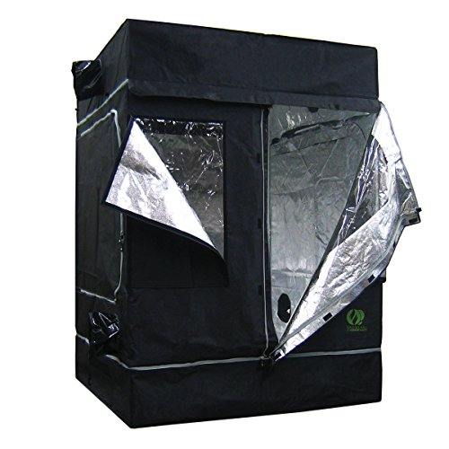 GrowLab 145 Grow Tent Horticultural Grow Room GrowLab 145 Horticultural Grow Room 4'9″ x 4'9″ x 6'7″ 2018 Model Review