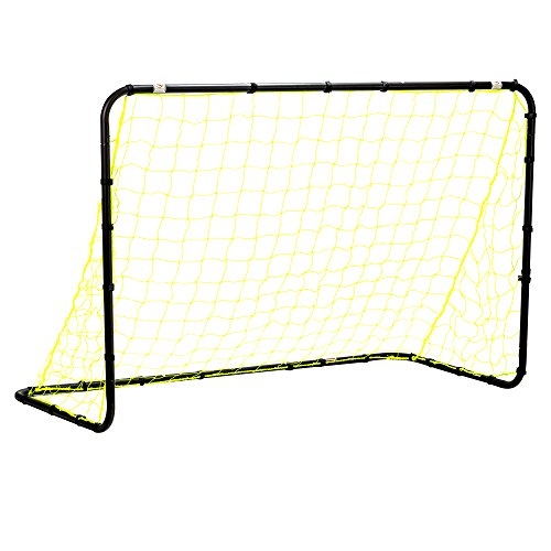 Franklin Sports Competition Goal, 6 x 4 Foot, Black Review