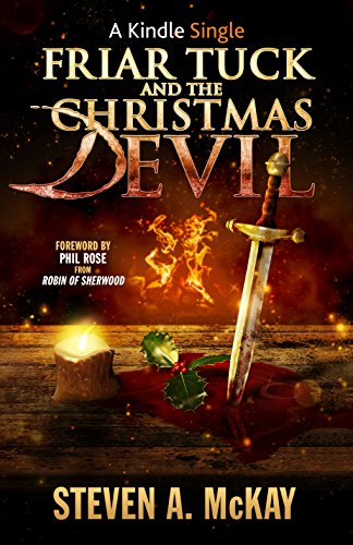Friar Tuck and the Christmas Devil (Kindle Single)