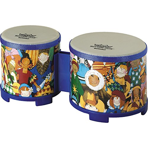 Remo Rhythm Club Bongo Set - Rh-5600-00 - Percussion Hand Drums Bongos RH-5600-00
