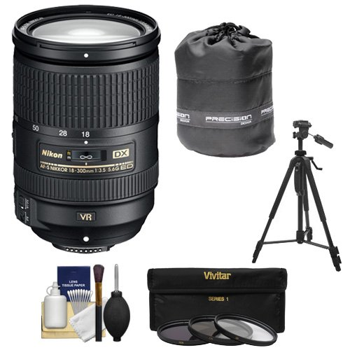 Nikon 18 300mm 3 5 5 6G Nikkor Zoom Filters