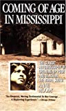 img - for Coming of Age in Mississippi later printing Edition by Moody, Anne (1992) book / textbook / text book
