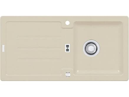 Franke Strata STG 614 Sahara Lavello da incasso in granito beige ...