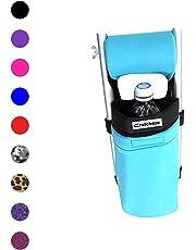 Crutcheze Turquoise Crutch Bag, Pouch, Pocket, Tote Washable Designer Fashion...