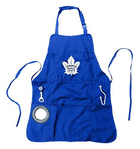 Team Sports America Toronto Maple Leafs Men's Grilling Apron Evergreen Enterprises Inc.