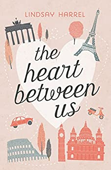 The Heart Between Us: Two Sisters, One Heart Transplant, and a Bucket List by [Harrel, Lindsay]