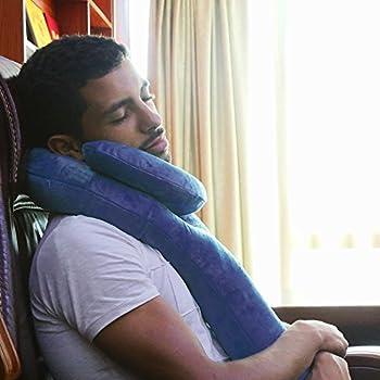 Amazon Com New Skysiesta Snug Travel Pillow Two L