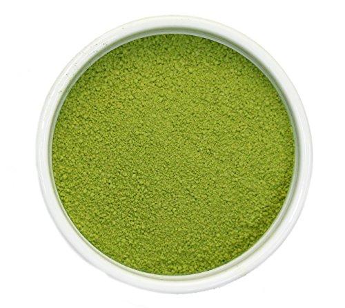 Tealyra - Vanilla Matcha Latte Pre-Mix - Premium Japanese Matcha Green Powder - Cane Sugar - Lattes - Smoothies - Matcha Baking - All Natural - 112g (4-ounce)