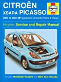 Citroen Xsara Picasso : Petrol and Diesel 2000-2002 (Haynes Service and Repair Manuals)