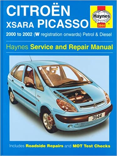 Citroen Xsara Picasso: Petrol and Diesel 2000-2002 Haynes Service and Repair Manuals: Amazon.es: John S. Mead: Libros en idiomas extranjeros