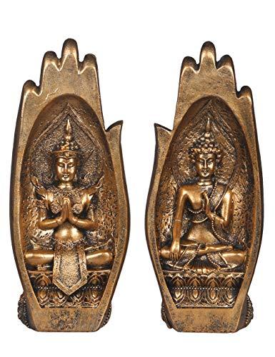 NBHUZEHUA Buddha Sitting in