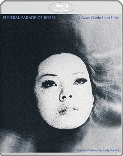 Funeral Parade Of Roses [Blu-ray] by Cinelicious Pics