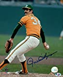 Rollie Fingers Signed 8X10 Photo Autograph Oakland A's Pitching Auto w/COA