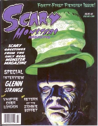 Download SCARY MONSTERS Magazine #41 PDF