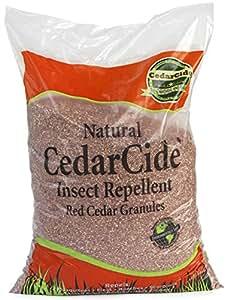 Insect Repelling Cedar Mulch Granules
