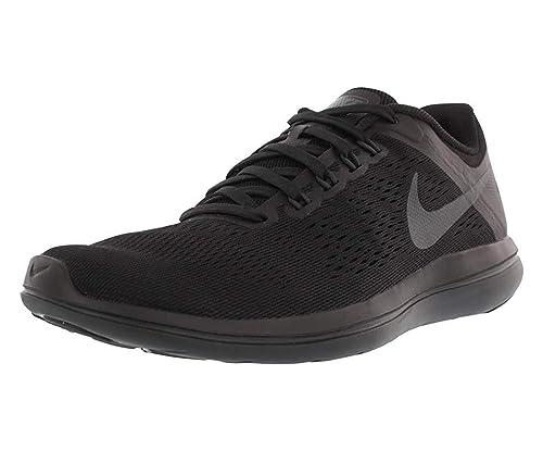 finest selection 99ab3 89ceb Nike Flex 2016 RN - Zapatillas de Running para Mujer, NegroAntracita, 5.5