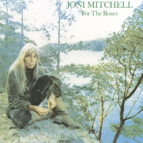 CD : Joni Mitchell - For the Roses (CD)