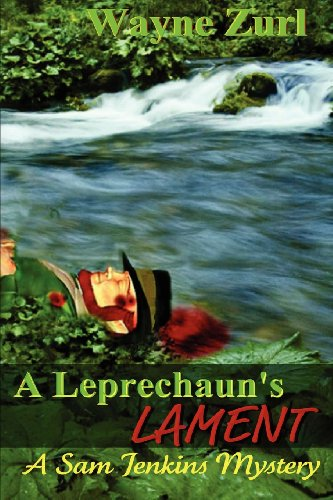 Book: A Leprechaun's Lament by Wayne Zurl