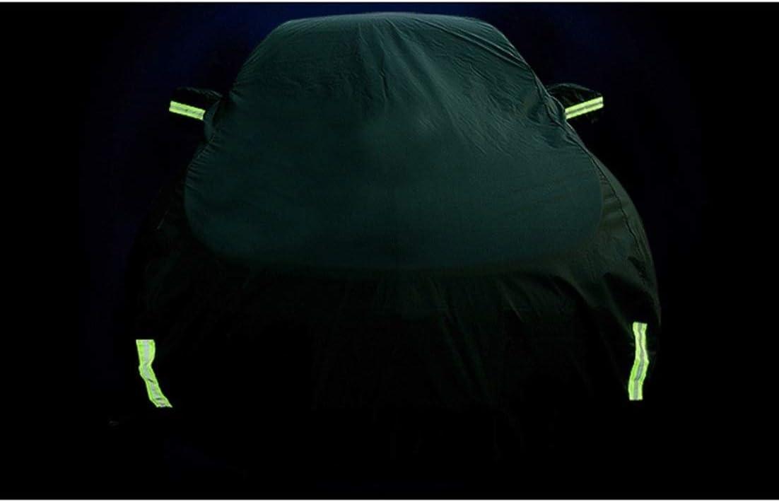 oxford et housse de protection double protection de rev/êtement PU imperm/éable cr/ème solaire antifouling housse de protection Housses pour auto Compatible avec la couverture de voiture Audi A7