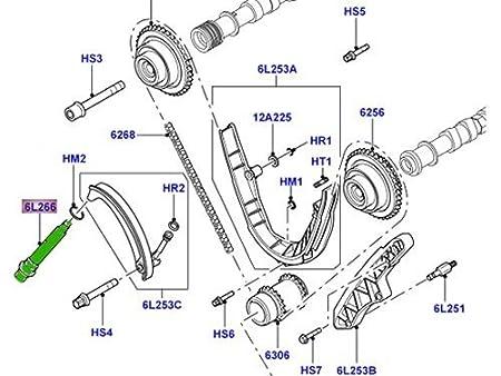 Amazon Com Land Rover Timing Chain Tensioner 8510259 Range Rover