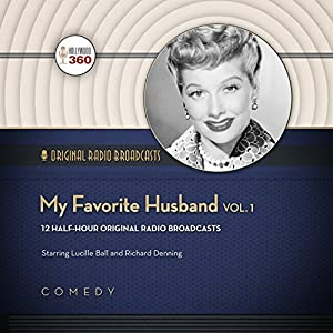 My Favorite Husband, Vol. 1 Audiobook