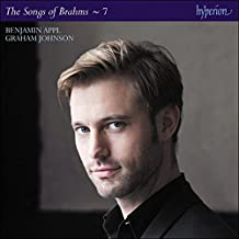 Brahms: The Complete Songs Vol.7