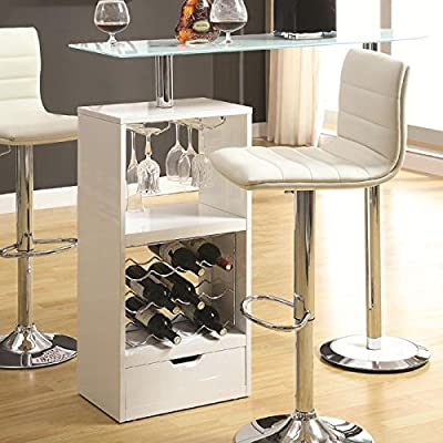 Coaster Home Furnishings Transitional Bar Table