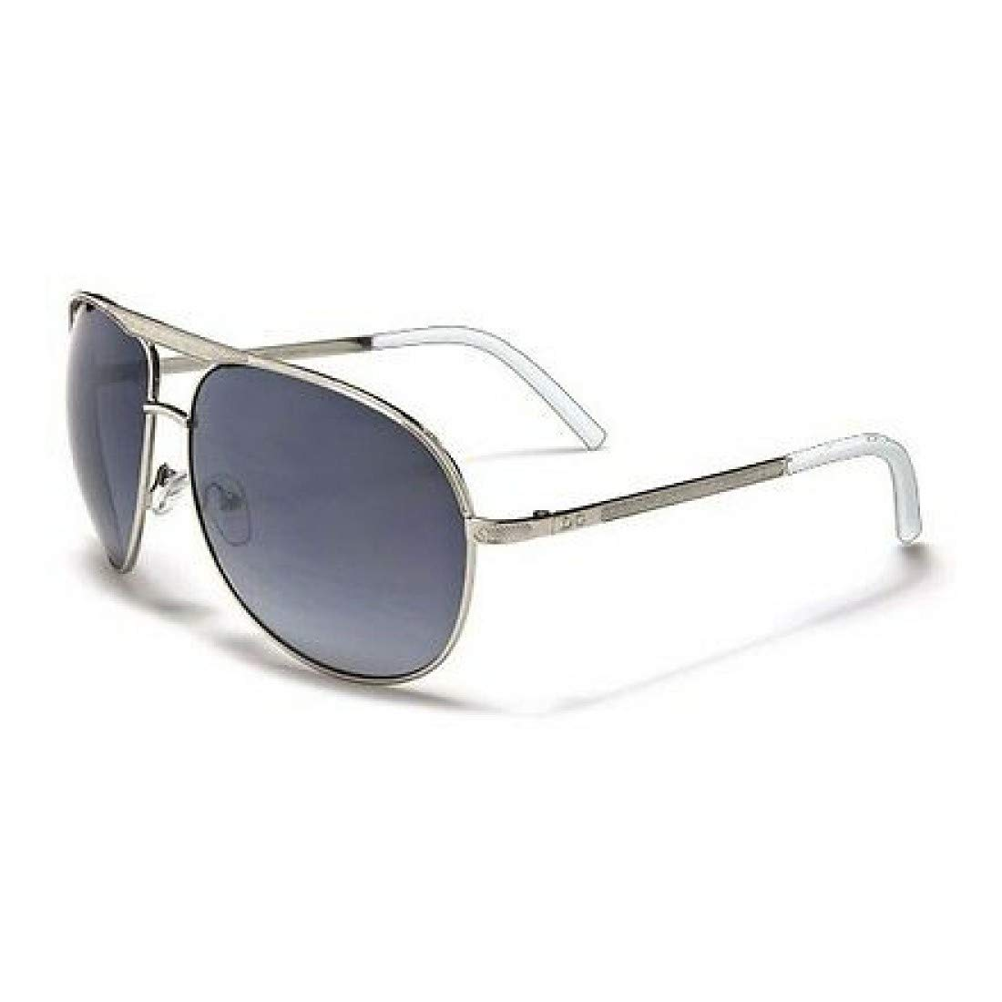 Double Bridge Classic Metal Frame Men Women Driving Aviator Sunglasses