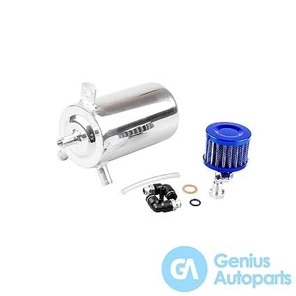 Genius Autoparts - Botes de aceite para coche (500 ml, con ...