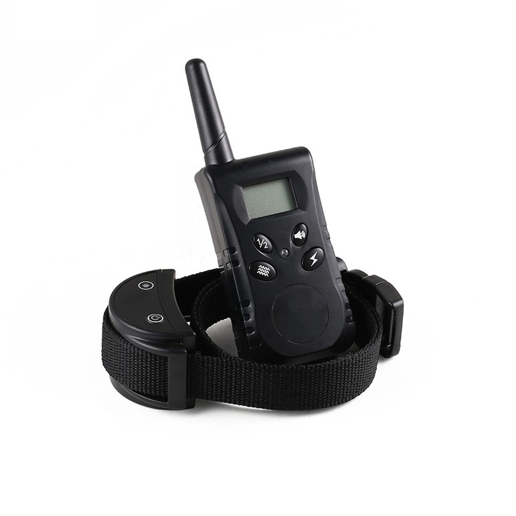 C Pet Trainer Anti Device Dog Guarding Called Electric Shock Collars Speaking Called Supplies (color   C)