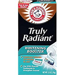 Arm & Hammer Truly Radiant Whitening Booster 2.5oz