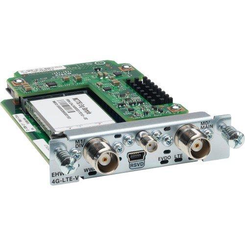 Cisco 4G LTE WWAN EHWIC for Cisco ISR G2 by Cisco
