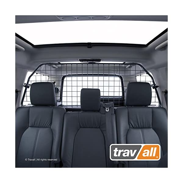 Travall Guard TDG1509 - Vehicle-Specific Dog Guard 4