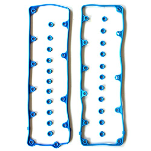 SCITOO Replacement for Valve Cover Gasket Kit fit Ford Crown E-150/E-250 Lincoln Mercury 4.6L V8 2002-2012 Automotive Engine Valve Covers Gaskets Sets