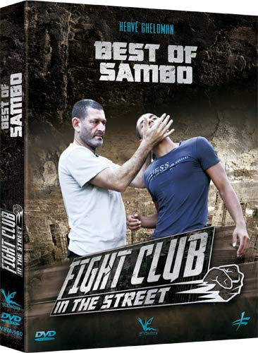 DVD : Fight Club In The Street: Best Of Sambo (DVD)