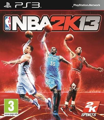Take-Two Interactive NBA 2K13, PS3 - Juego (PS3, Xbox 360 ...