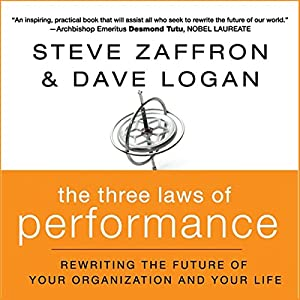 The Three Laws of Performance Audiobook