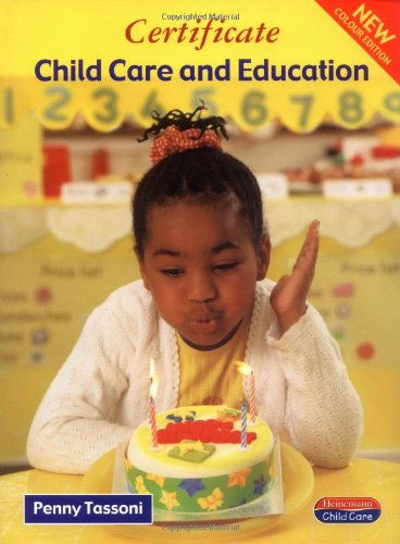Certificate in Child Care and Education (Heinemann Child Care)