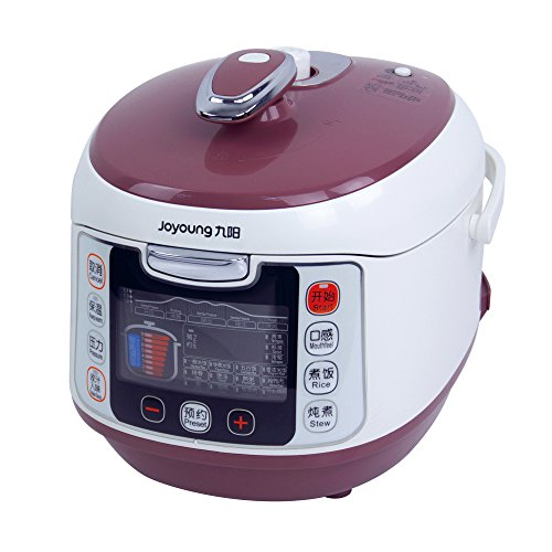 JOYOUNG Multi-functional Pressure Cooker JYY-50FS98 5L(JYY-50FS18M) by JOYOUNG