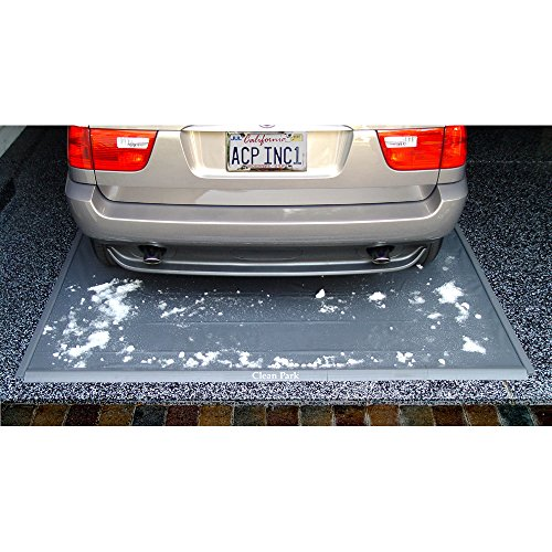 Auto Care Products 70718 Clean Park 7.5' x 18' Heavy Duty Garage Mat with 50-mil Vinyl Sheeting by Auto Care Products Inc. (Image #4)