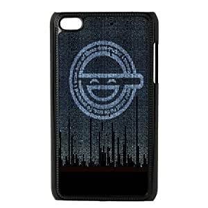 iPod Touch 4 Case Black Ghost In The Shell 4 Damtv