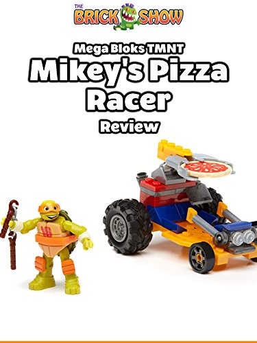 Review: Mega Bloks TMNT Mikey's Pizza Racer Review (Teenage Mutant Ninja Turtles Ninja Turtles)