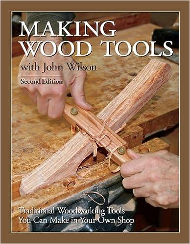 Descargas de libros ipadMaking Wood Tools - 2nd Edition (Literatura española) PDF PDB B00II7FVSS