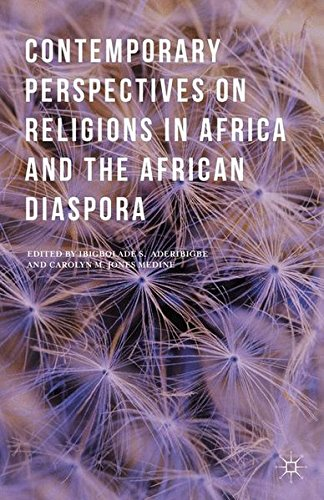 Contemporary Perspectives on Religions in Africa and the African Diaspora by Palgrave Macmillan