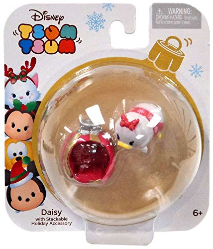 Disney Tsum Stackable Holiday Figure