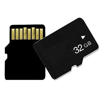 Hongfei 32GB Tarjeta de Memoria TF Clase 10 (1pc) para ...