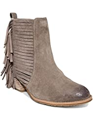 New Kenneth Cole Reaction Womens Raw-DY Boots Taupe 9.5