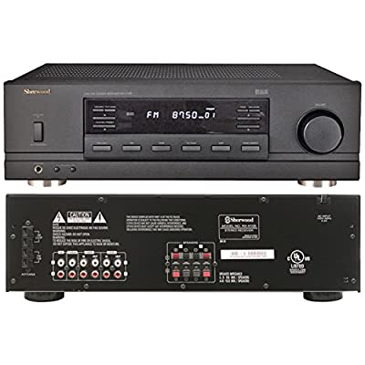 Sherwood RX-4105 2-Channel Remote-Controlled Stereo Receiver